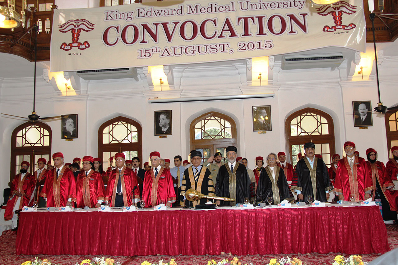 Convocation 2015