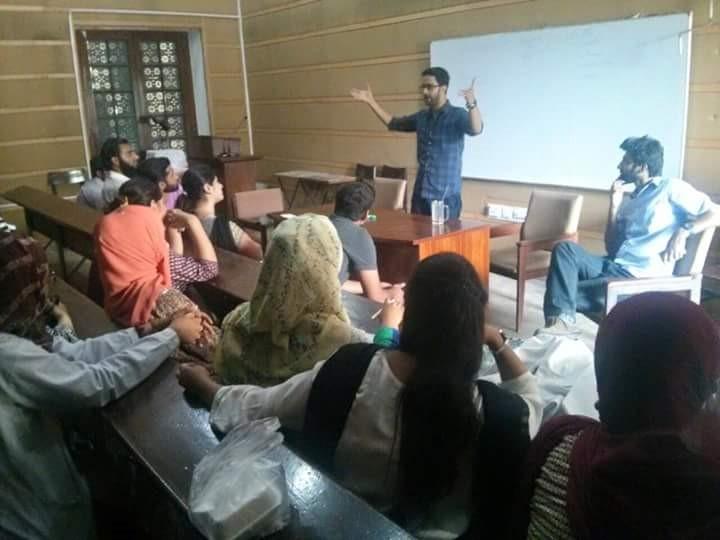 Debating Workshops Conducted by KEDS