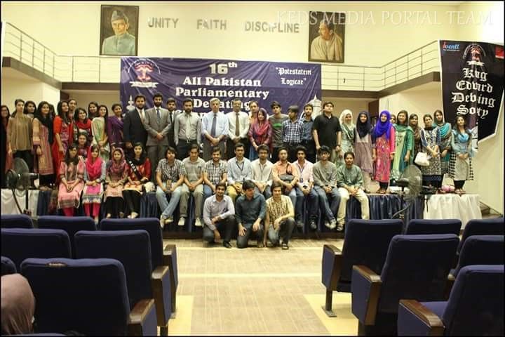 16th All Pakistan Parliamentary Debates Competition, 2015